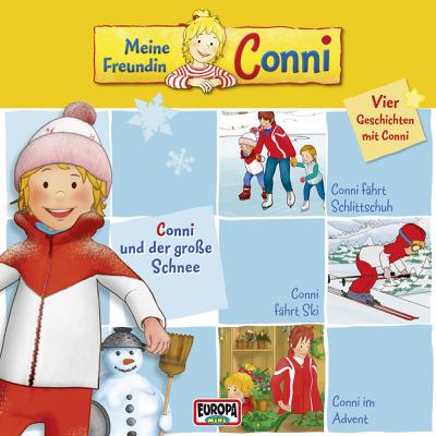 Conni und der große Schnee - Meine Freundin Conni