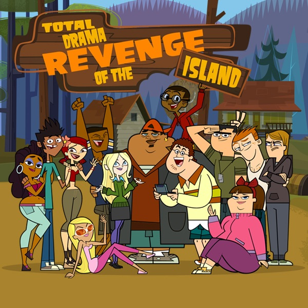 Total Drama Revenge Of The Island On Itunes-8899