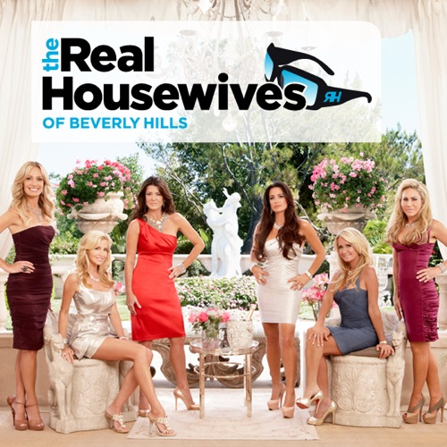 The Real Housewives of Beverly Hills, Season 1 poster