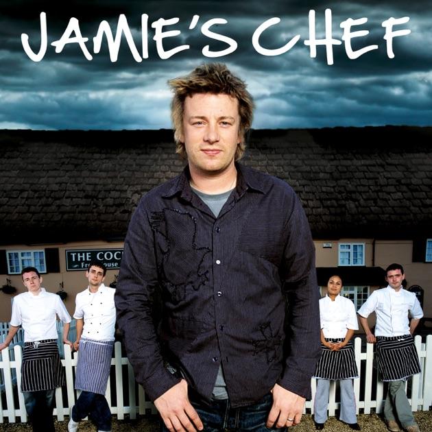 Jamies chef the cock aaron