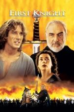 Capa do filme Lancelot - O Primeiro Cavaleiro (First Knight)