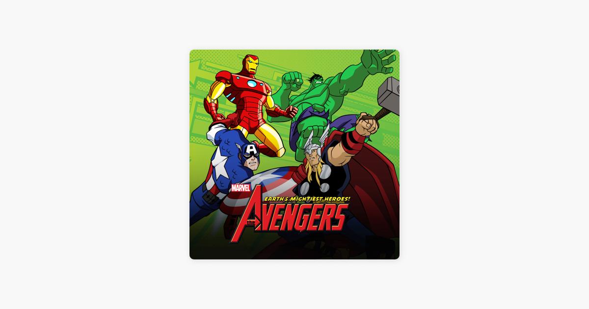 avengers earths mightiest heroes season 1 episode 22