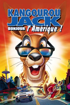Ron Myrick - Kangourou Jack : Bonjour l'Amérique illustration