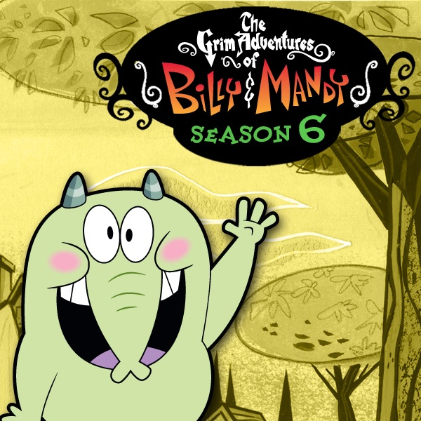 the grim adventures of billy mandy season 6 on itunes - Billy And Mandy Christmas