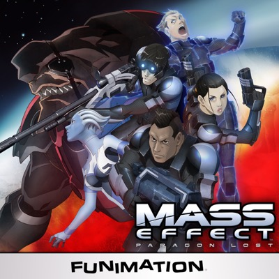 Mass Effect Paragon Lost Itunes