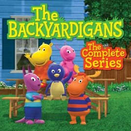 The Backyardigans The Complete Series On Itunes