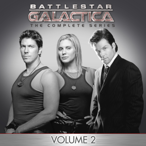BSG: The Complete Series, Vol. 2