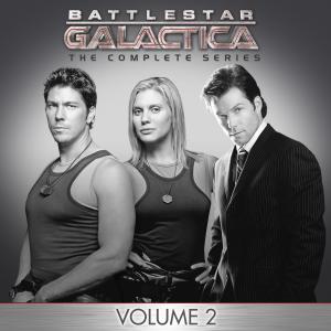BSG: The Complete Series, Vol. 2