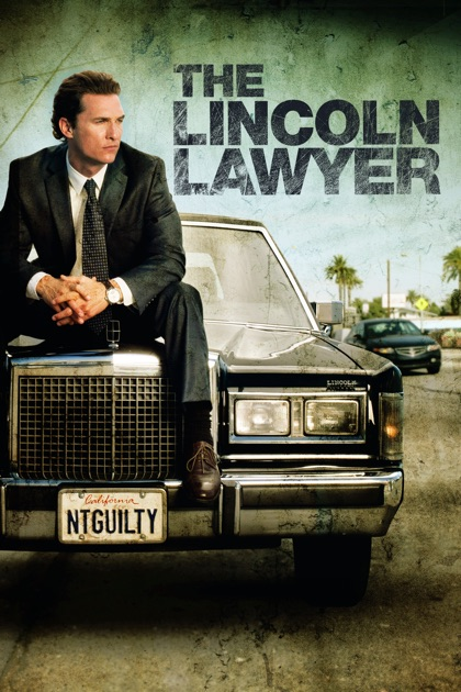 the lincoln lawyer on itunes