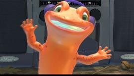 Salamander's Dancing ABCs