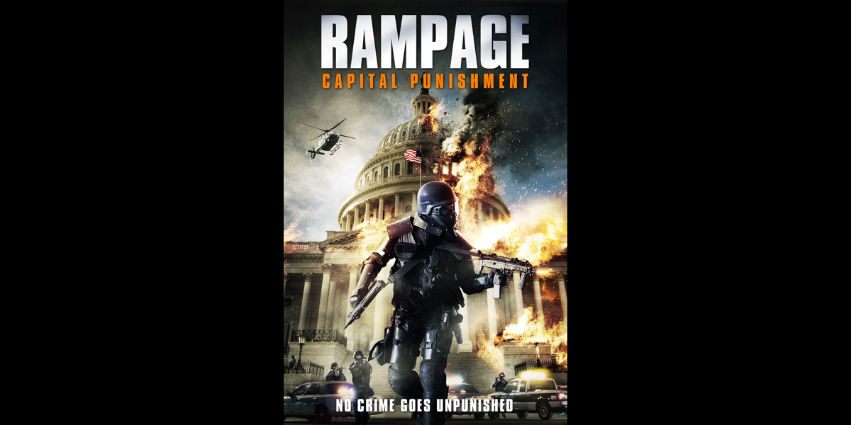 rampage capital punishment on itunes