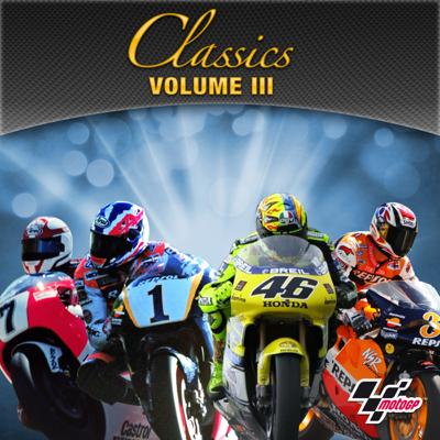 MotoGP Classic Races, Vol. 3 - MotoGP Classic Races