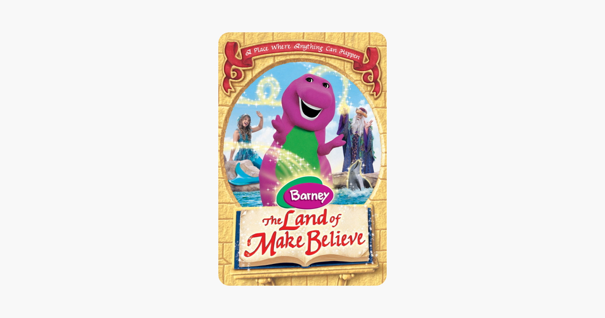 Barney The Land Of Make Believe On Itunes