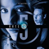 The X-Files - Akte X, Staffel 5 artwork