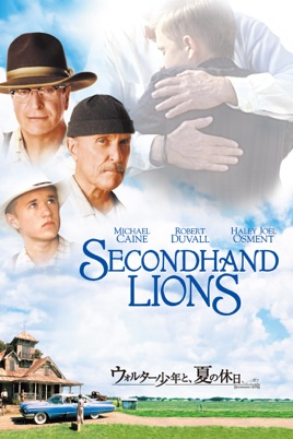 Secondhand Lions (Subtitled) on iTunes