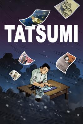Eric Khoo - Tatsumi illustration
