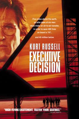 Stuart Baird - Executive Decision  artwork