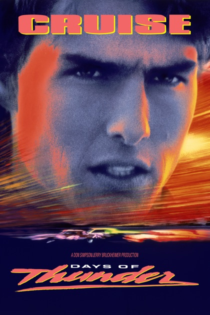 Cb Movie App >> Days of Thunder on iTunes