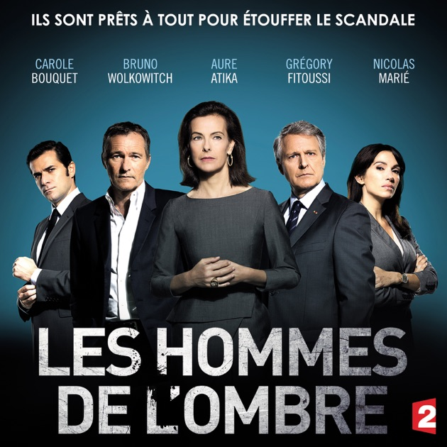 les hommes de l 39 ombre saison 2 sur itunes. Black Bedroom Furniture Sets. Home Design Ideas