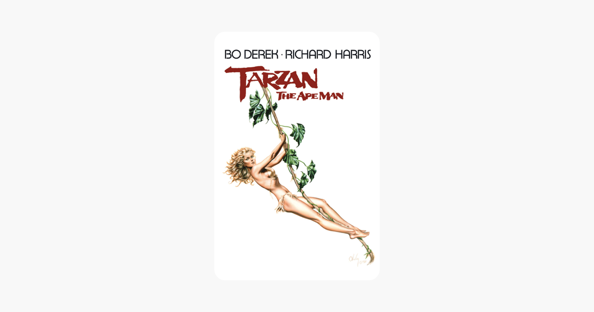 Tarzan The Ape Man 1981