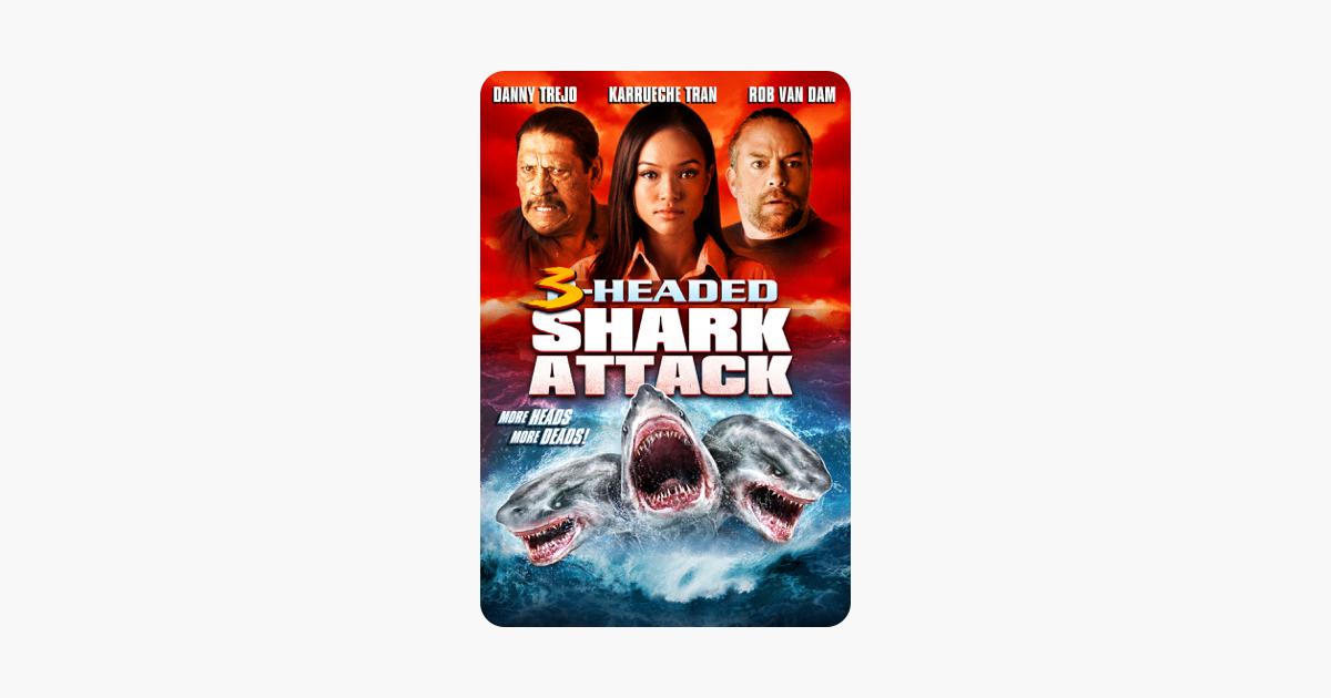 3 Headed Shark On Itunes