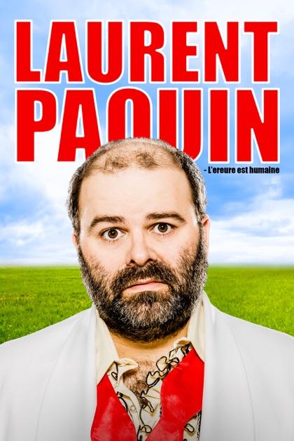 Laurent Paquin L'ereure est humaine  VFQ  partie 1