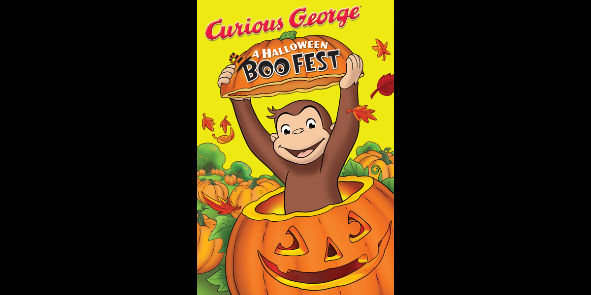 curious george a halloween boo fest on itunes