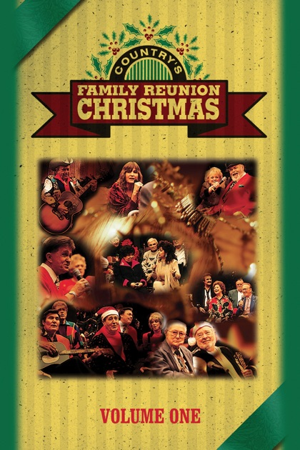 country s family reunion christmas volume one in itunes