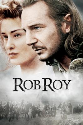 Michael Caton-Jones - Rob Roy  artwork