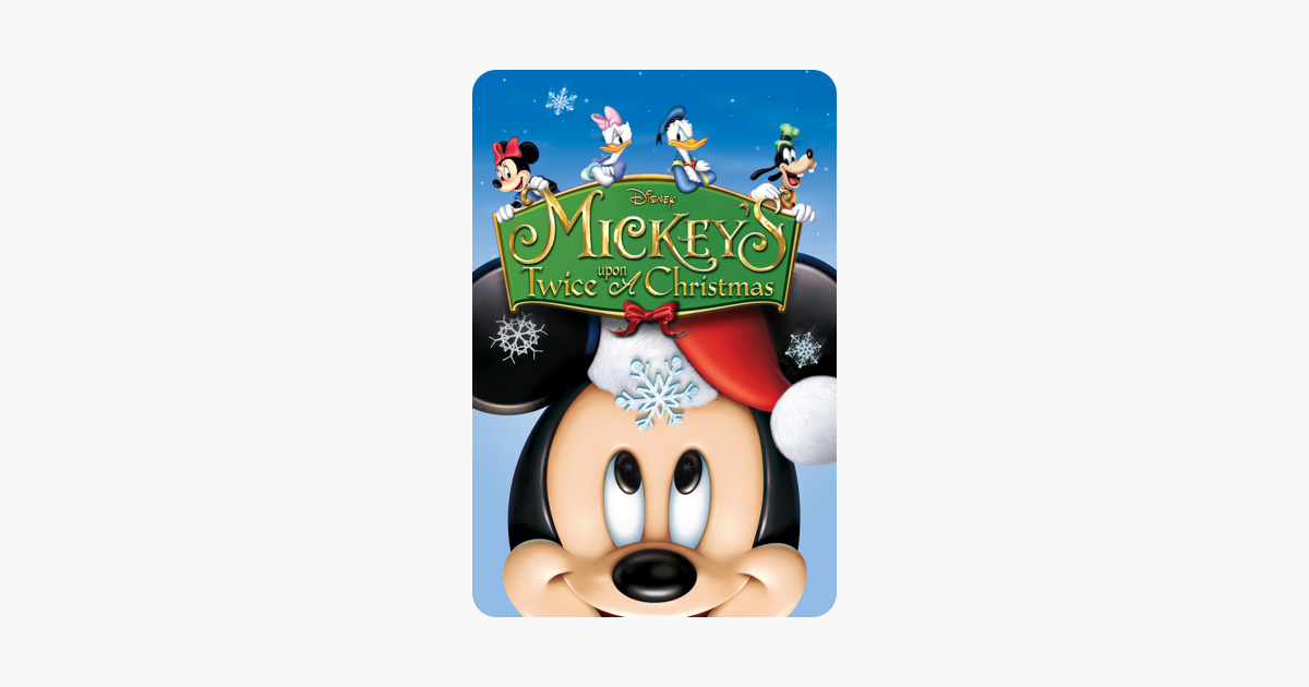 Mickey\'s Twice Upon a Christmas on iTunes