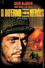 Capa do filme O Inferno É Para os Heróis