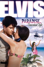 Capa do filme No Paraíso do Havaí (Paradise, Hawaiian Style)