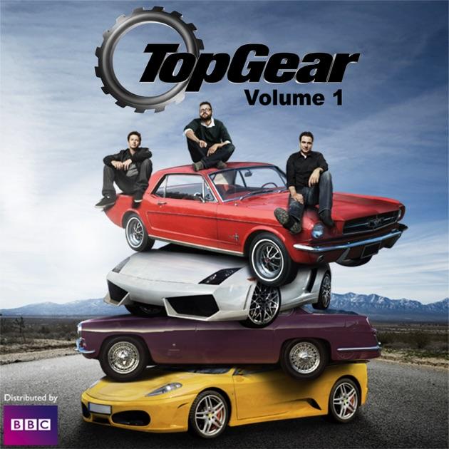 Top Gear (US), Vol. 1 On ITunes