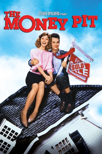 The Money Pit (1986) poster