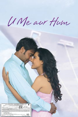 Ajay Devgan - U Me Aur Hum artwork