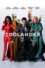 Capa do filme Zoolander 2