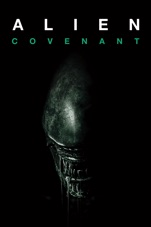 Capa do filme Alien: Covenant