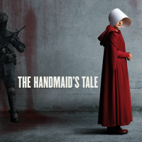 The Handmaid's Tale - Offred artwork