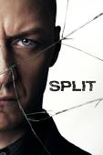 Split (2017) cover
