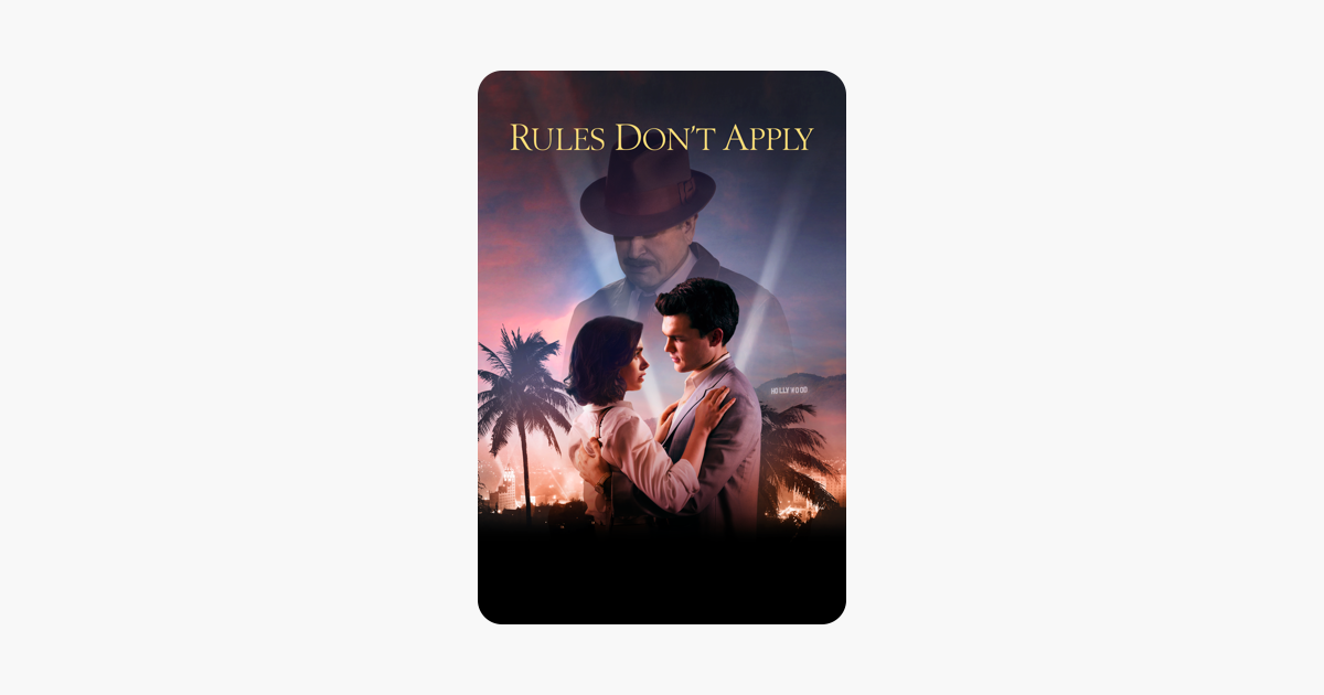 Rules Don T Apply On Itunes