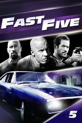Justin Lin - Fast Five  artwork