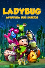Capa do filme Ladybug: Aventura dos Insetos