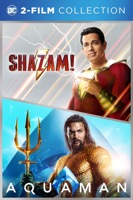 Shazam / Aquaman 2-Film Bundle (iTunes)