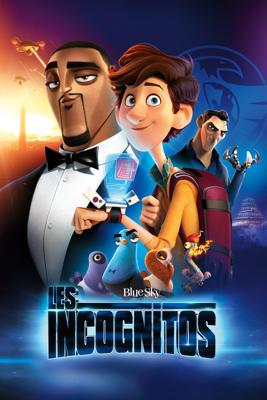 Troy Quane & Nick Bruno - Les Incognitos illustration