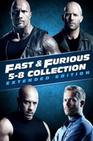 Fast & Furious 5 - 8 Collection (iTunes)