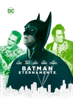 Capa do filme Batman Eternamente