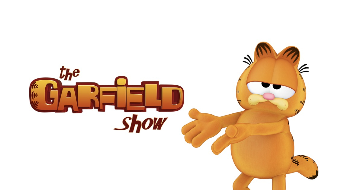 The Garfield Show On Apple Tv