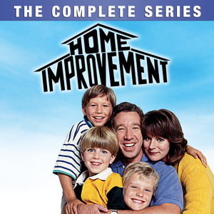 Home Improvement: The Complete Series