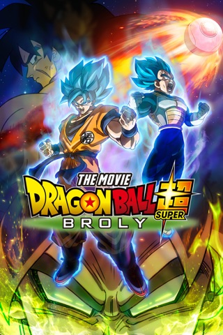 Dragon Ball Super The Movie Broly On Itunes