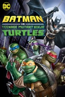 Batman vs. Teenage Mutant Ninja Turtles (iTunes)